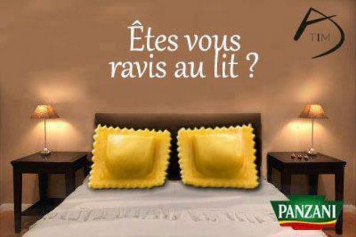 Cacophonie : ravis au lit/ravioli – Marie-Eve Damar ...